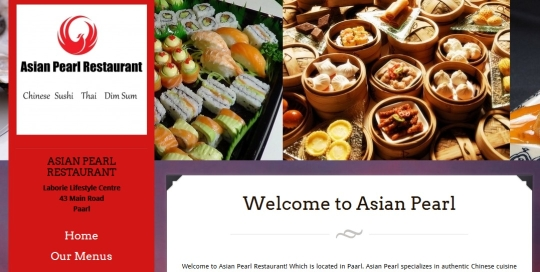 Asian Pearl Restaurant