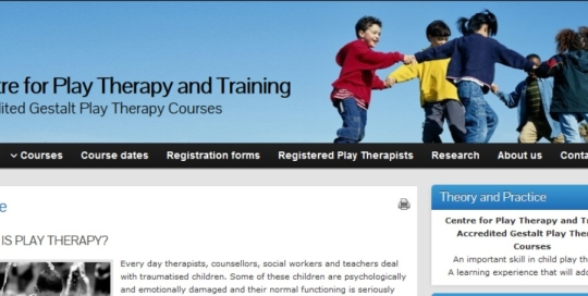 Centre for Play Therapy and Training