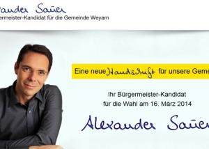 Sauer-Weyarn.de German website