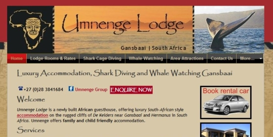 Umnenge Lodge