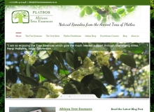 African Tree Essences home page