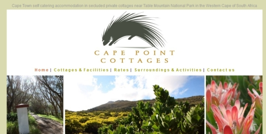 Cape Point Cottages