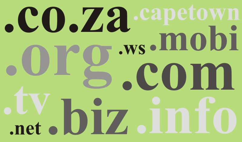 Domain registration