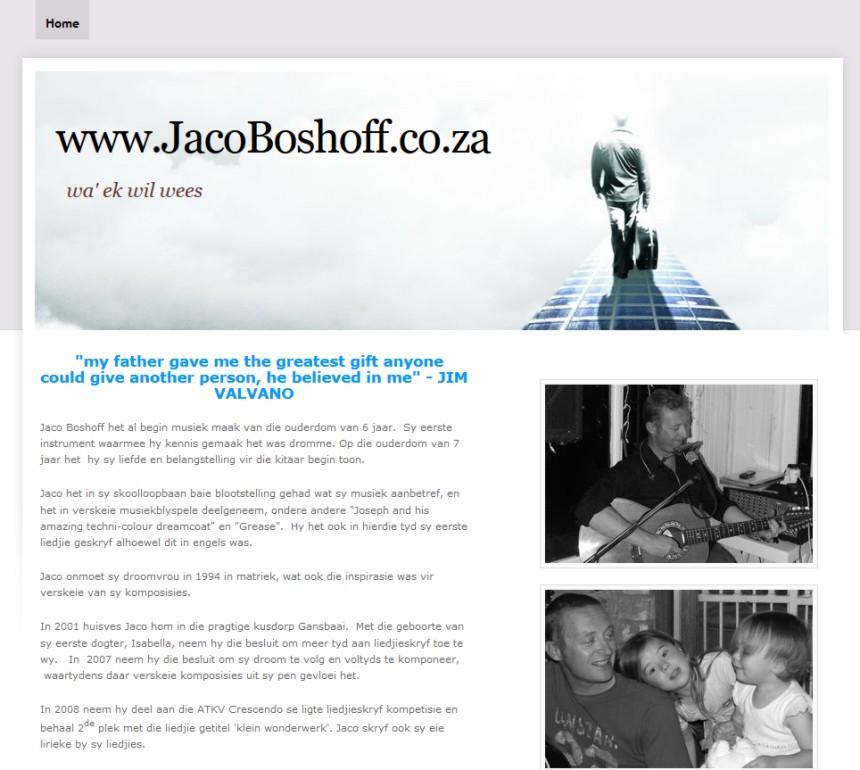 Jaco Boshoff