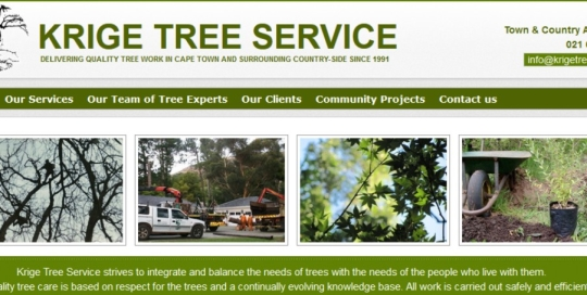 Krige Tree Service