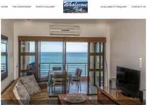 Whalecove A103 is a luxury self catering apartment